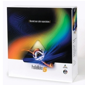 Profile Maker5 Packaging